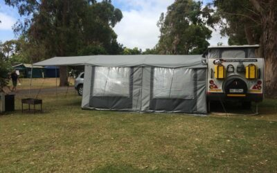 The Modular Tent Solution